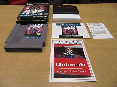 NES Nintendo - NEW GHOSTBUSTERS 2 - OVP - TOP - PAL
