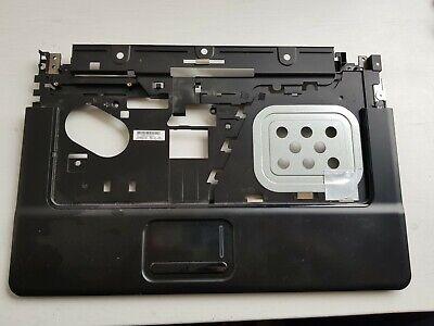 hp compaq 615 laptop touchpad palmrest topcase original