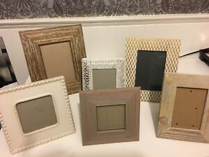 Beautiful Photo Frame Lot