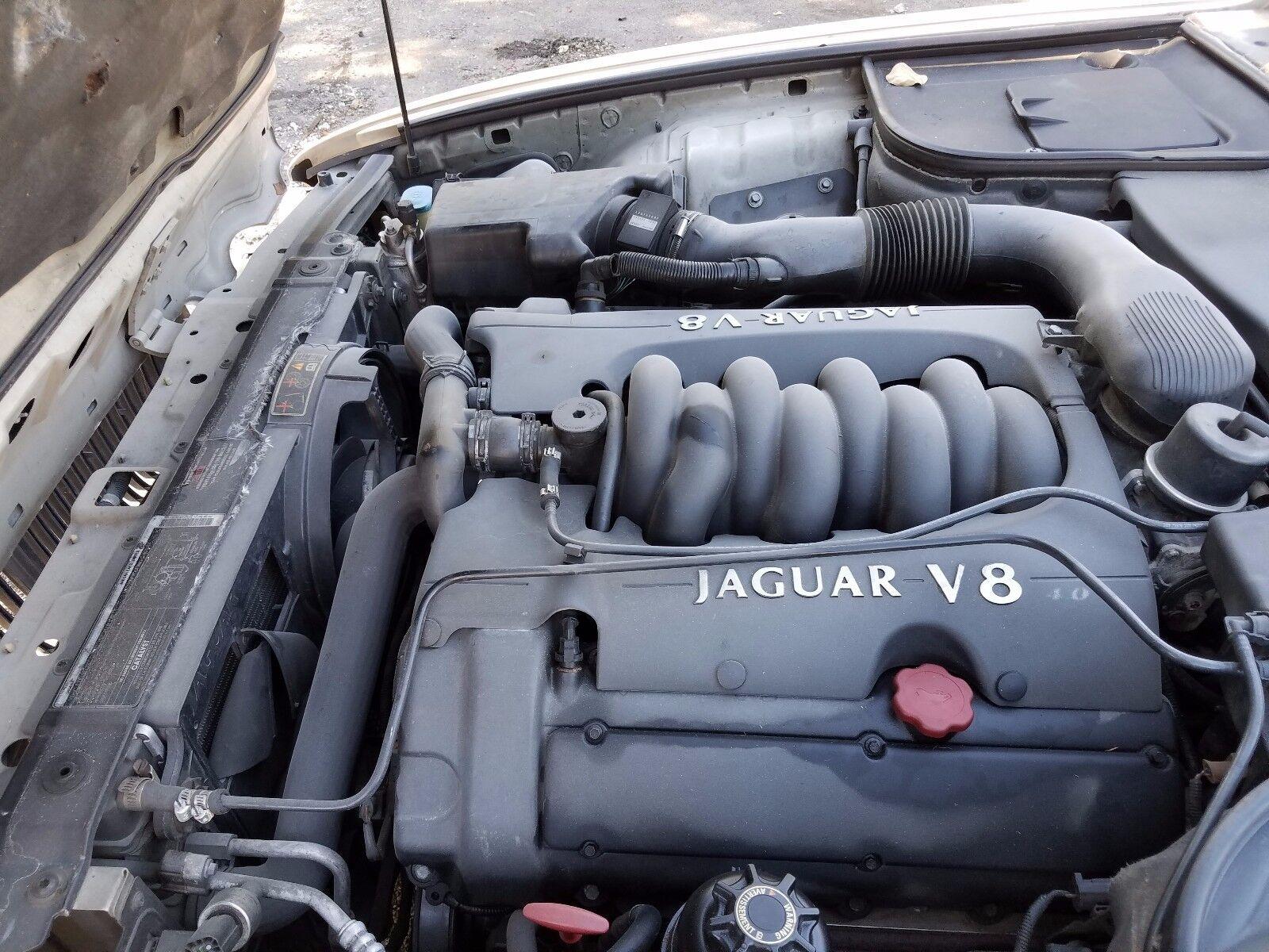 Used Jaguar Vanden Plas Engines For Sale 1996 Xj6 1998 Xj8 Xj8l V8 40 Engine