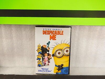Despicable Me   Steve Carell On Dvd