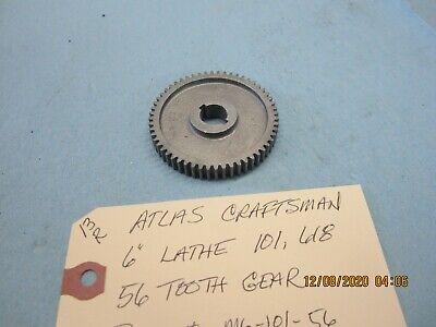 Atlas Craftsman 6 Lathe 101 618. 56 Tooth Gear