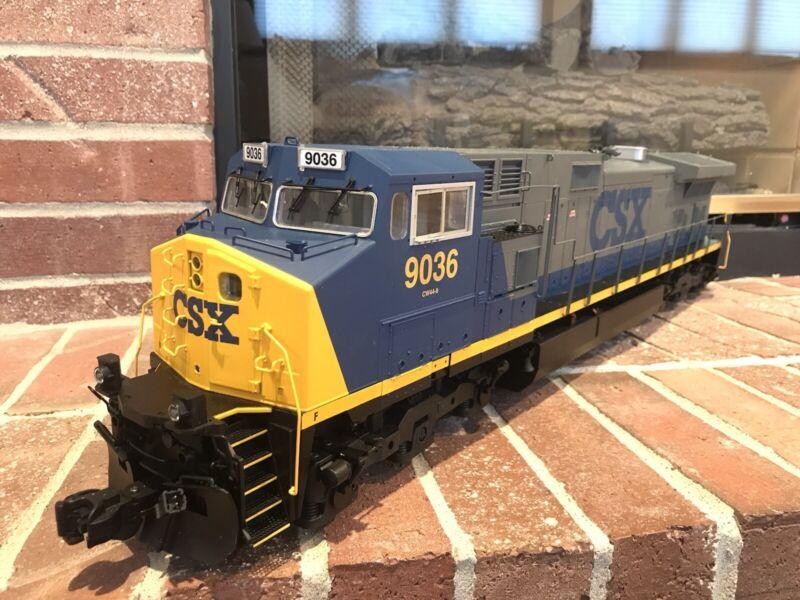 Aristo-Craft CSX #9036 Dash 9 Diesel Locomotive USA