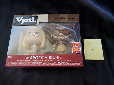 Funko Vynl The Royal Tenenbaums Margot + Richie BoxLunch SDCC 2018 Exclusive (Margot Richie)