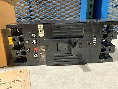 One 1 Genuine GE TFJ224070 Molded Case Circuit Breaker 70A 2-Poles, NOS - $249.99
