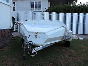 Multi purpose hard lid trailer Wandal Rockhampton City Preview