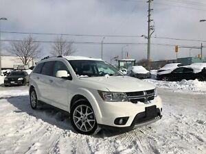 2018 Dodge Journey *GT*NAV*AWD*S/ROOF*DVD*LEATHER* 7 PASS