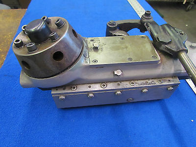 Lever Acting 6 Position Turret For Small Dovetail Lathe   A-0429-60