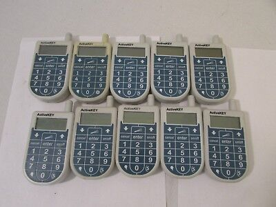 Ge Supra Activekey Realtor Keybox Key Requires Active Account Lot Of 10 -read
