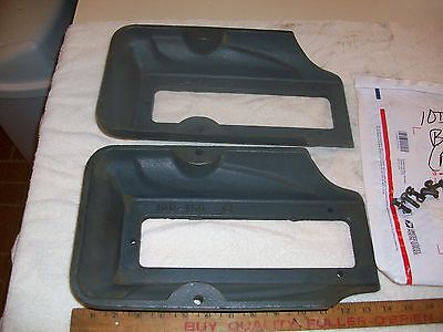 Heavy Cast Iron Feet 10d-150 For Bed From Vintage 10 Atlas Metal Lathe Th54