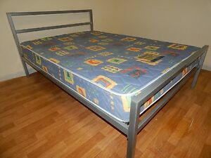 Double bed and mattress SYDNEY DELIVERY & ASSEMBLY AVAILABLE Windsor Hawkesbury Area Preview