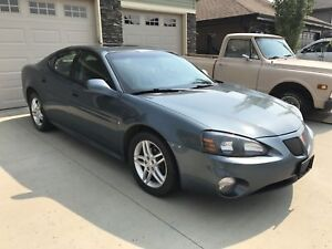 2007 Grand Prix GT Supercharged. Low km