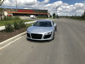 Available 2009 v8 Automatic Audi R8 Quattro