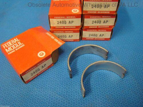GMC 351 401 478 Connecting Rod Bearing Set STD NORS OEM USA 6 Bearings
