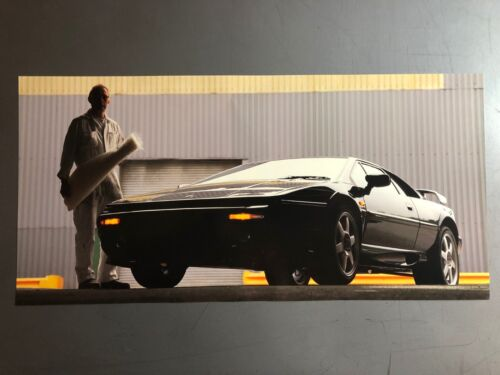1998 Lotus Esprit V8 Coupe Print Picture Poster RARE!! Awesome L@@K