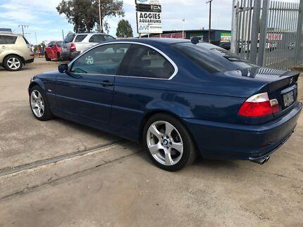 2002 BMW 330CI, Sports Automatic, Very Clean, $6999 Pooraka Salisbury Area Preview