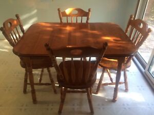 Kitchen table, dining set