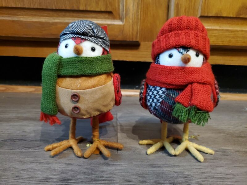 Featherly Friends 2017 Wondershop Briggs and Bradford NEW with tags