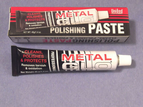 United Cutlery UC2723 METAL GLO Polishing Paste for knives, jewelry and more!