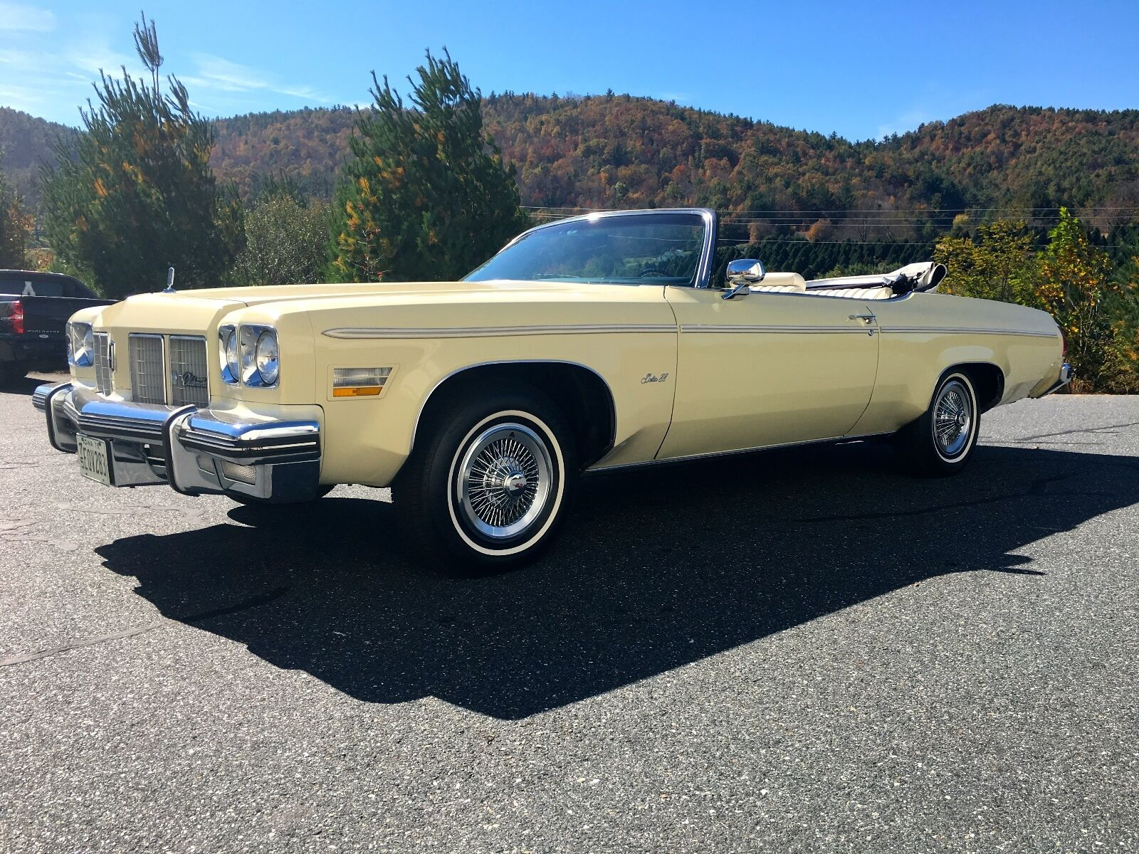 1975 Oldsmobile Delta 88 Royale Convertible Used
