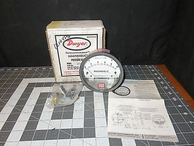 Dwyer 2010 C Magnehelic Differential Pressure Gauge 4475