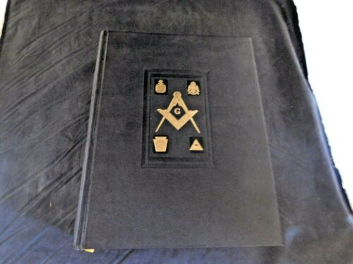 FREEMASON Holy Bible with Reference and Dictionary Index