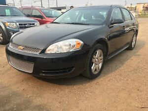 2012 Chevrolet Impala LS Sedan (CLEAN CARPROOF HISTORY)