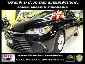 2017 Toyota Camry LE | CAMERA | BLUETOOTH | CERTIFIED |