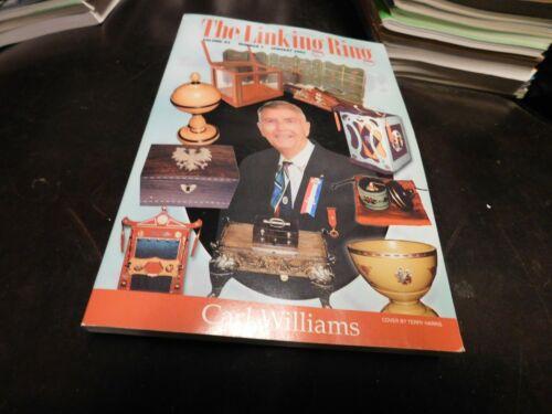 The Linking Ring Magic Magazine Magician Carl Williams January 2003