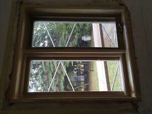 Fenêtres en lot
