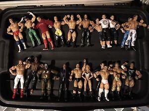 OVER 50 WWE WRESTLING ACTION FIGURES!!!