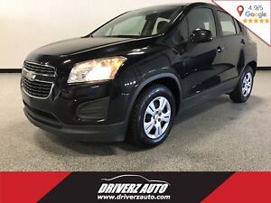 2014 Chevrolet Trax LS CLEAN CARPROOF, MANUAL, BLUETOOTH