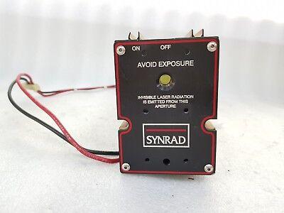 Synrad Carbon Dioxide Laser G48-1-28s 30vdc