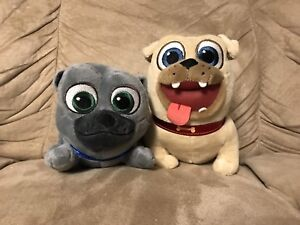 Puppy Pals Plushies