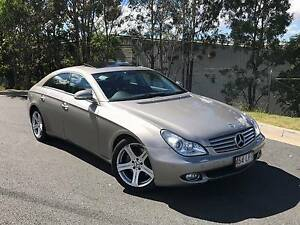 2006 Mercedes-Benz CLS Coupe - VERY LOW KMS!!! Darra Brisbane South West Preview