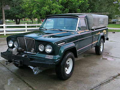 1969 jeep j3000 4x4 350 4 warn winch washington state excellent truck used jeep other for. Black Bedroom Furniture Sets. Home Design Ideas