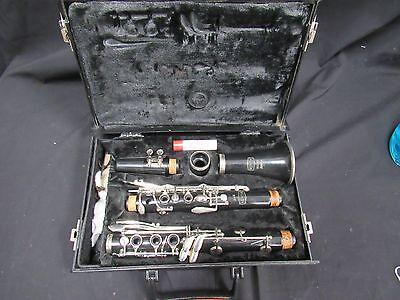 Bundy/Selmer Model 577 Resonite Clarinet sn#1403177 in Case good playable cond