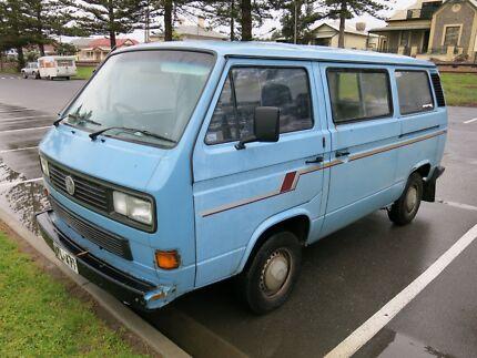 1991 Volkswagen Transporter Kombi/Multivan Semaphore Port Adelaide Area Preview