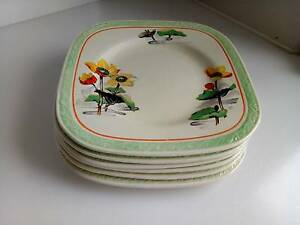 Delicate Collectable Side Plates - 2 different sets Airport West Moonee Valley Preview