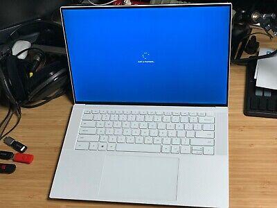 Dell XPS 15 9500 FHD White 32GB 1TB