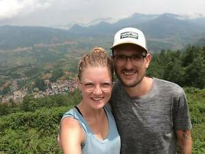 Reliable german couple seeking station/farm work