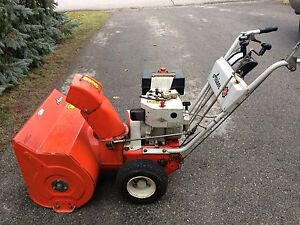 Ariens 724 Snowblower Can Deliver