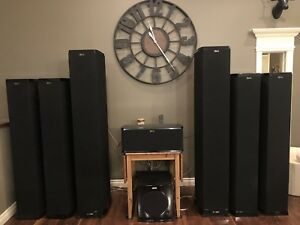 Nuance Grande System - Powered 6ft Gloss
