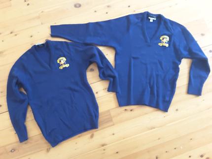ST Francis Xavier school jumpers