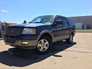 Ford expidition 175,000 km Eddie Bauer edition loaded