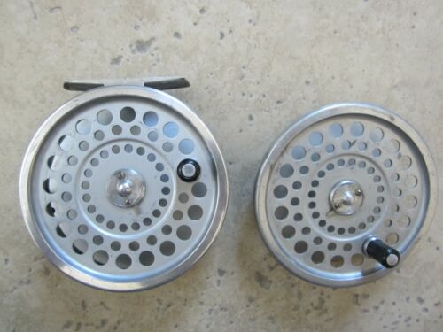 Hardy Marquis #10 fly reel w/ spare spool