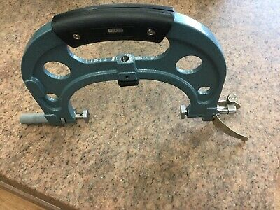 Mitutoyo 201-156 Dial Snap Gage 5-6 Range