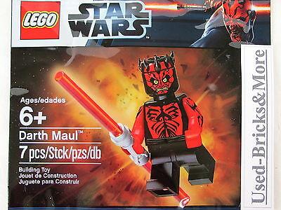 LEGO® Star Wars™ the Clone Wars = DARTH MAUL = Figur Polybag TOY FAIR 2012