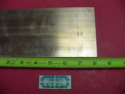 14x 4 C110 Copper Bar 8 Long Solid Flat Bar .25x 4 Mill Bus Bar Stock H04