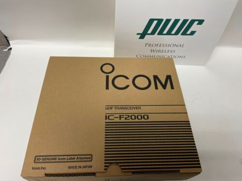 Icom F2000